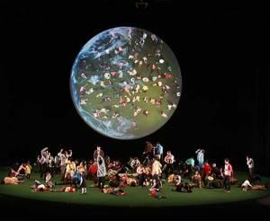 100% Salford - A Lowry Theatre and Rimini Protokoll collaboration