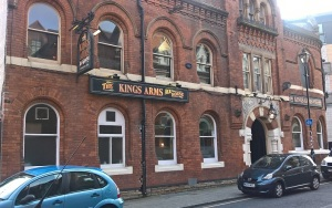 The Kings Arms Theatre Pub, Salford